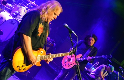 After 20 Years, Gov't Mule Is Still Getting Gritty