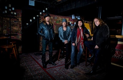 Gov't Mule is Moving Forward After a Very Emotional Year