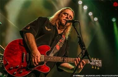 Chemistry, Experimentation fuel Gov't Mule's Music