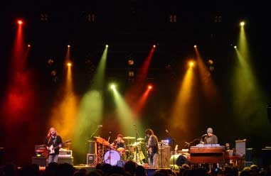 Gov't Mule Honor Percy Sledge in Mississippi