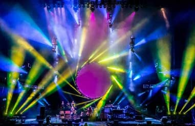 Gov't Mule Deliver Pink Floyd Brilliance at Mountain Jam