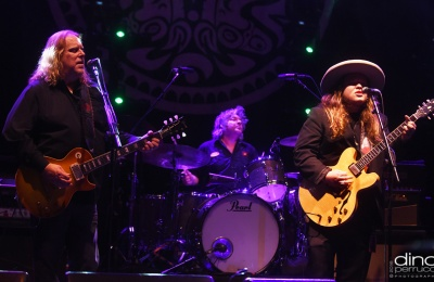 Here's a Whole Bunch of Tributes from Gov't Mule on New Year's Eve