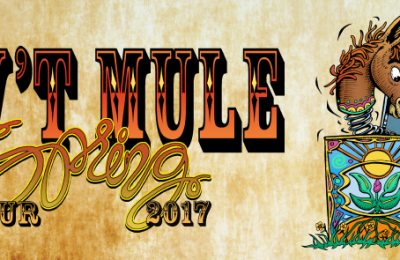 Gov't Mule Announce New Spring Tour Dates