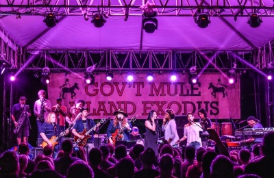 Gov't Mule Concludes Island Exodus With Another Guest-Filled Show