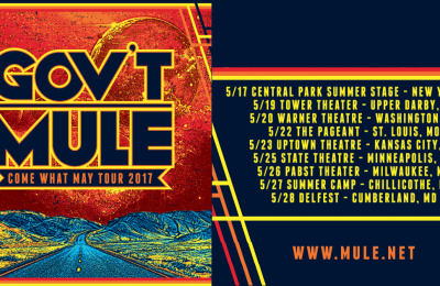 Come What May Tour Pre-Sales