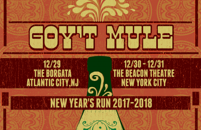 2017-2018 New Year's Run Announced