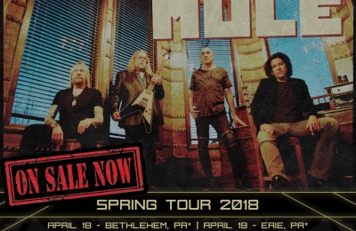 Spring Tour On Sale Now!