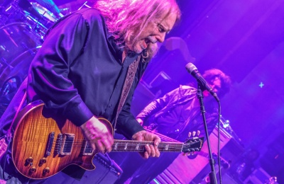 Playing in the Band: A Conversation with Gov't Mule's Warren Haynes
