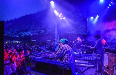 Gov't Mule Kicks Off Spring Tour In Vail