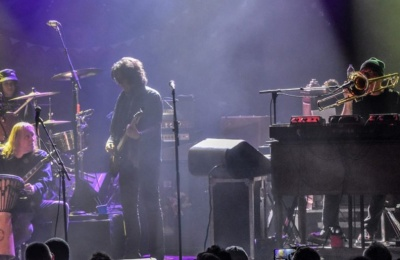 Gov't Mule Goes Without Matt Abts In Milwaukee