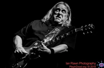 Gov't Mule Busts Out 'Catfish Blues' In Athens