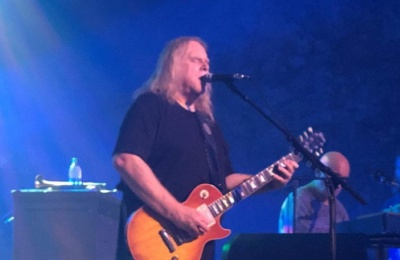 Gov't Mule Fits Rarities Into Caverns Concert