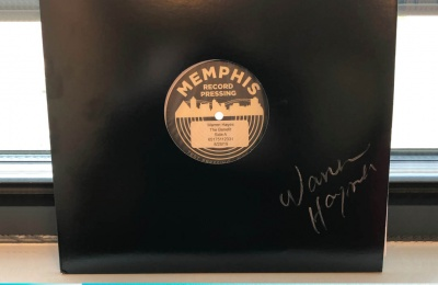 Win A Benefit Concert V. 16 Signed Test Pressing