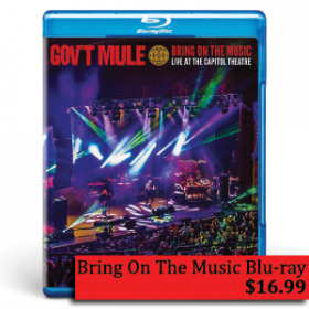 Upcoming Shows – Gov't Mule